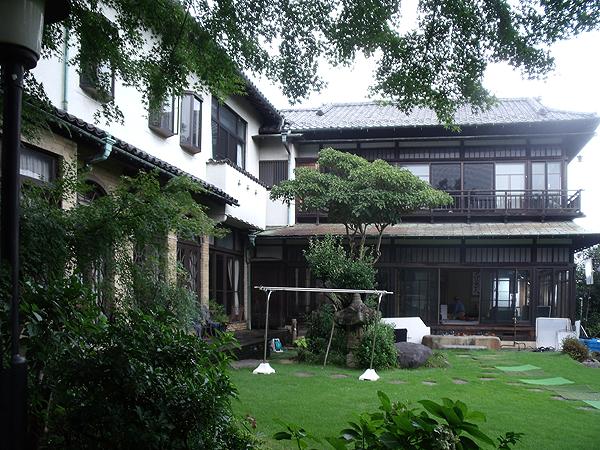 NHKテレビ「美の壺」File391「鬼」のハウススタジオの全景